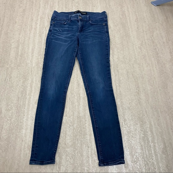 Express ultimate stretch legging jeans 6